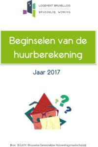 Fiche Calcul du loyer, dépliant SLRB 2017 NL