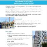 Offre d'emploi gestionnaire de projets - invest